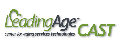 Leading Age Cast logo