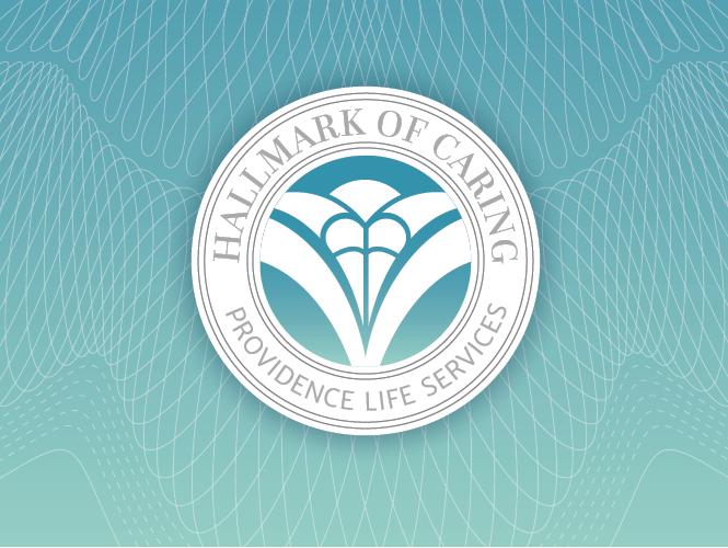 providence life services employee benefits logo