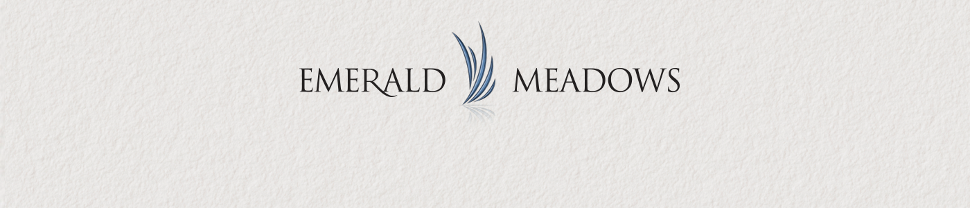 Emerald Meadows logo