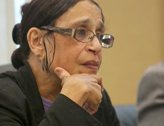 Portrait of Ruth Harrison