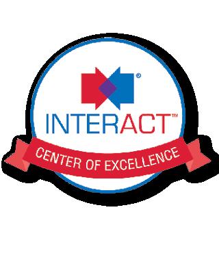 interact center of excellence logo