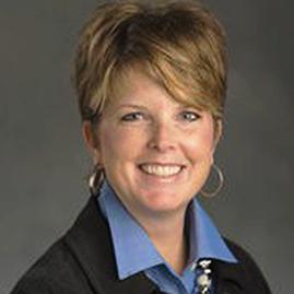 Portrait of Gretchen Schumacher PhD, NP