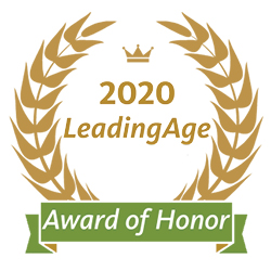 blog post LeadingAge Award of Honor thumbnail