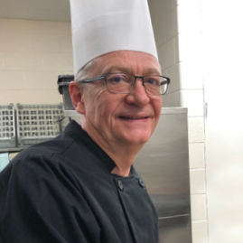 Chef Jef in hat