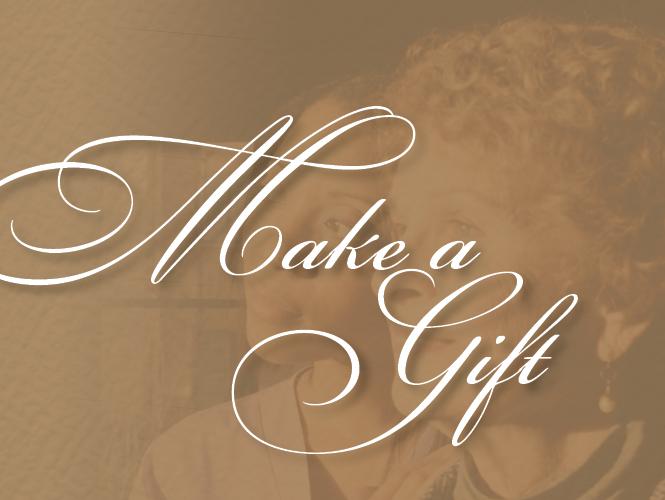 Providence hospice memorial donation logo