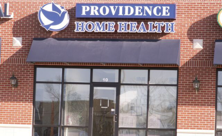picture of first providence home health building
