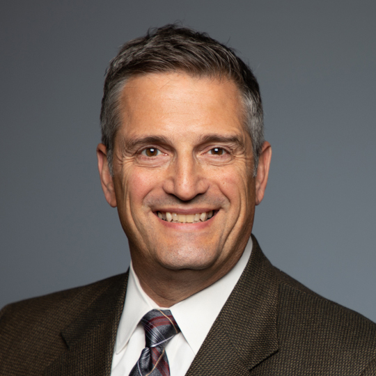 Dr. Daniel Grzegorek, medical director