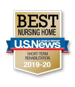best nursing home us news and world report logo